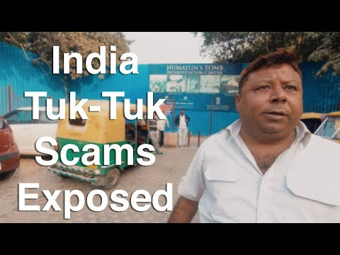 India Rickshaw Scams Exposed & How to Get the Best Price Save 50