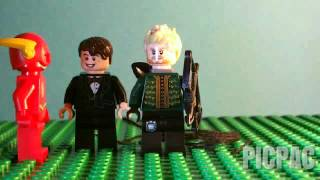 Lego The Flash Episode 4 Project  F.I.R.E.S.T.O.R.M