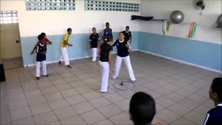 Brincadeira para Capoeira - Apanhe o caxixi - Prof Jeanne Bernardo