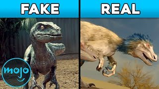 Top 10 Scientific Inaccuracies in Jurassic Park
