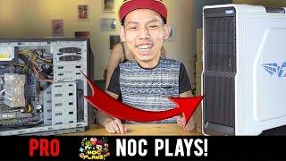 NOC Tech: How To Build A PC!