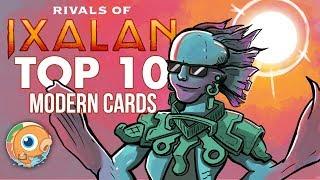 Rivals of Ixalan: Top 10 Modern Cards