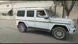 Mercedes G WAGON 1995 s320 Conversion by INH