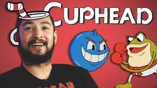 FROG BOYS & BLUE BLOB • Cuphead Gameplay • Ep 2