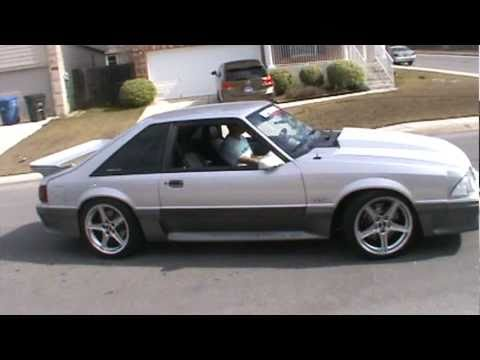 1993 Mustang GT Supercharged 331 Stroker R Block with 3 MAC Prochamber and Catback