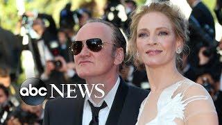 Quentin Tarantino responds to Uma Thurman