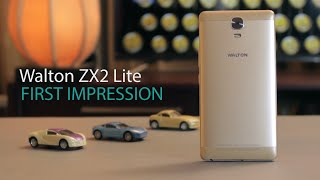 Walton Primo ZX2 Lite - First Impression with Unboxing