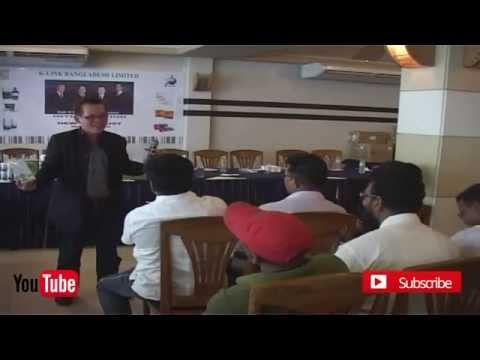 GBOP K-Link International in Bangladesh by RCA Santoso Nyotokusumo Part 4/4