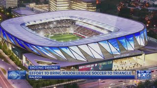 10 state-owned buildings could be razed for downtown Raleigh stadium
