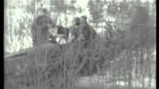ME 109's eastern front - rarer film shots