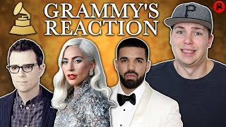 REACTING TO 2019 GRAMMY NOMINATIONS