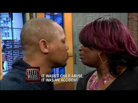 Xxx Mp4 Did You Give This Little Boy A Black Eye The Steve Wilkos Show 3gp Sex
