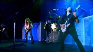 Megadeth - Peace Sells [Rust In Peace Live]