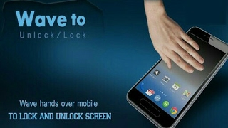 Lock/Unlock Your Phone Without Touch | হাতের ইশারায় ফোন লক\আনলক করুন আর ফোনের পাওযার বাটন বাচান |