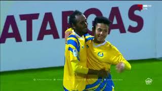 أهداف / الغرافة 3-0 العربي / U23