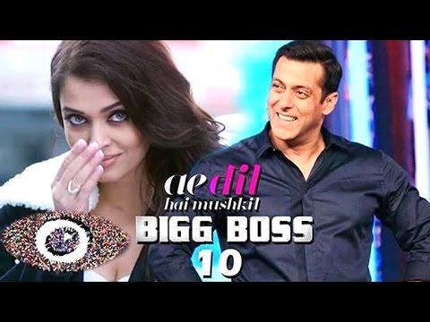 Xxx Mp4 Aishwarya Rai To Promote Ae Dil Hai Mushkil On Salman Khan S Bigg Boss 10 3gp Sex