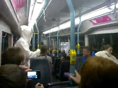 Xxx Mp4 Neds Bamming Up A Junkie On The Glasgow 56 Bus 3gp Sex