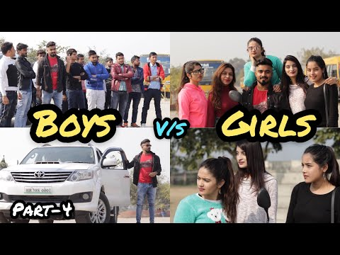 Boys vs Girls College Life HALF ENGINEER