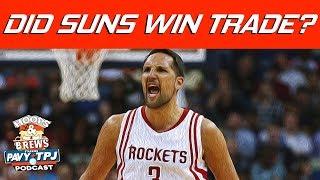 Did Phoenix Suns Make A Good Trade ? | Hoops N Brews