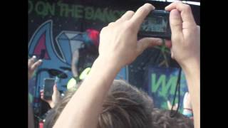 Blood On The Dance Floor - Sexting Ft. Jeffree Star - Warped Tour 2012