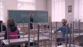 THE LESSON / УРОК - Official Trailer (2014) Film by Andris Gauja