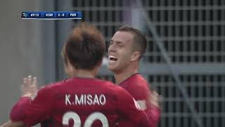 Kashima Antlers 2-0 Persepolis FC (AFC Champions League 2018: Final – 1st Leg)