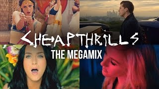 Cheap Thrills - Justin Bieber · Zayn · Major Lazer & More (The Megamix) T10MO