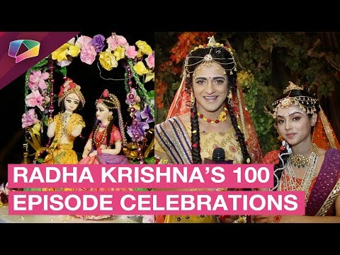 Xxx Mp4 Sumedh Mudgalkar Mallika Singh Team Radha Krishna Celebrate On Hitting A Century 3gp Sex