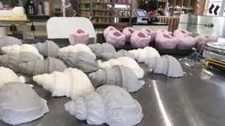 🔴 DIY Novelty Silicone Molds for Soapmaking! (Seashell)