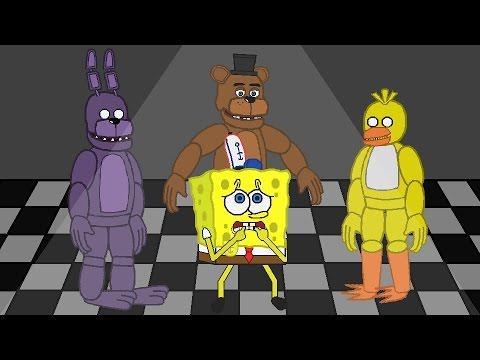 Xxx Mp4 SpongeBob FIVE NIGHTS AT FREDDY 39 S PART 2 3gp Sex