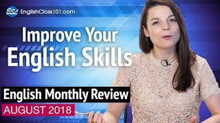 How To Train Your English Skills | English August Review