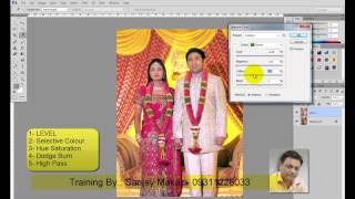 Learn Photoshop in Hindi - Photo Editing - Part-1 of 3