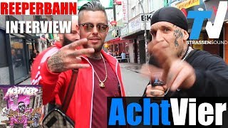 AchtVier Interview Hamburg Reeperbahn Kiez Edition mit MC Bogy