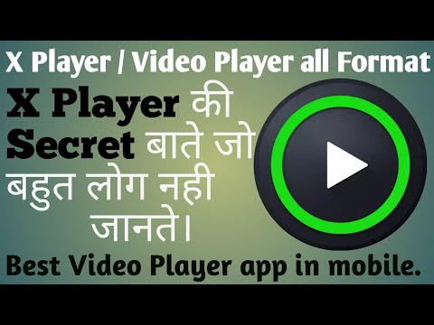 Xxx Mp4 X Player How To Use X Player All Format Video Player All Format For Android 3gp Sex