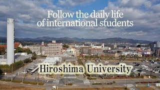 Explore HU! For Prospective Students(Hiroshima University)