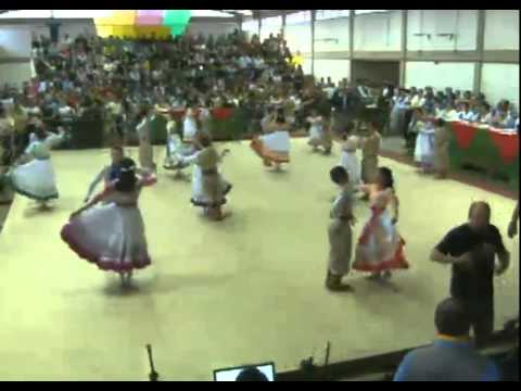 FESTMIRIM 2015 CTG Guapos do Itapuí Rancheira de Carreirinha