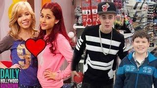 Justin Bieber Terrorizes a Walmart! Ariana Grande Speaks Out About 'Sam & Cat' Rumors (DHR)