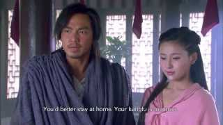 The Demi-Gods and Semi-Devils episode21 [English Subtitles][HD][FULL]