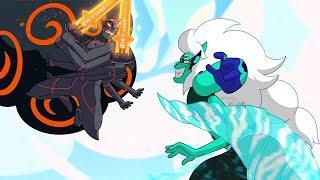 War of the Fusions! Homeworld Rebellion vs Crystal Gems (Steven Universe Future Theory)