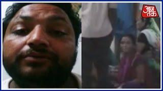 Caught On Camera: Man Beaten Up In Delhi's Shahdara