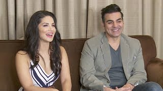 Sunny Leone And Arbaaz Khan Full FUNNY Interview | Tera Intezaar Movie 2017
