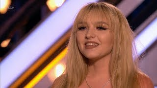 The X Factor UK 2017 Imagen Harrison Audition Full Clip S14E06 1