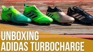 Unboxing colección adidas Turbocharge