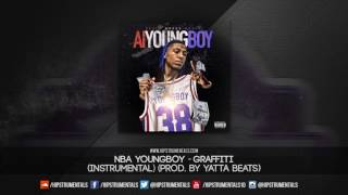 NBA YoungBoy - Graffiti [Instrumental] (Prod. By Yatta Beats) + DL via @Hipstrumentals
