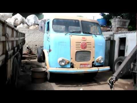 FNMD11000 Ano 1968 e FNM180 Ano 1974 Grandes Guerreiros do Transporte Brasileiro