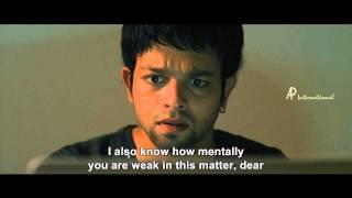 Nee Naan Nizhal Tamil Movie | Arjun Lal hacks Asha Black's Email Account |