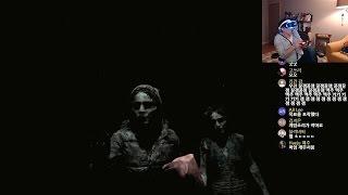대도서관] PS VR 공포게임 - 언틸던 러쉬 오브 블러드 2화 (Until Dawn Rush Of Blood)