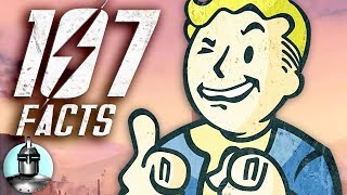 107 Fallout 4 Facts YOU Should Know! | The Leaderboard