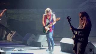 Iron Maiden Dallas, Texas 6/23/2017 Wasted Years