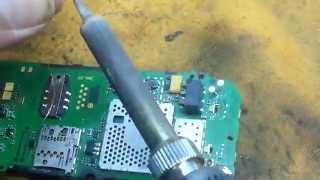 Nokia C1 01 luz solución 100%